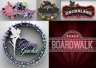Thank you Gimme Gacha Productions and BoardWalk!!