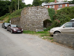 Llangrannog - lime kiln (Dubris) Tags: wales cymru ceredigion llangrannog seaside coast village limekiln