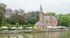 Minnewaterpark - Bruges, Belgium-01643 (gsegelken) Tags: belgium bruges minnewaterpark vantagetravel canal night