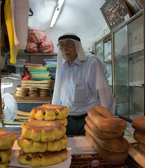 the bakery (=Mirjam=) Tags: nikond750 100strangers jerusalem oldcity israel bread dailylife travels citytrip september 2018