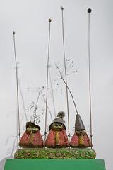 Trzej muszkieterowie (PanMajster) Tags: trzej muszkieterowie marian kruczek sztuka art muzeum museum sanok zamek castle polska poland pentax k3ii sigma 1835