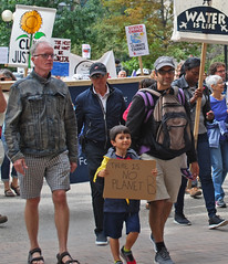 marching-kid-no-planetB (swineland) Tags: toronto 350 350toronto activism climate climateaction climatechange climatemarch environment march protest rally riseforclimate