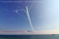 0662 Centenary Break (photozone72) Tags: bournemouth airshows aircraft airshow aviation raf redarrows rafat redwhiteblue canon 80d canon80d 24105mmf4l canon24105f4l