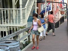 At Harpers Ferry (nousku) Tags: tya lumix people citystreetpark westvirginia
