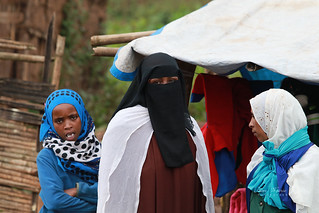 Oromia - région de Balé - Ethiopie