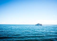 Rhode Island Fast Ferry (JimmyJGreen) Tags: rhodeislandfastferry ferry boat ocean sea marthasvineyard water fast blue sky