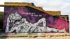 Sammen / Dok Noord - 19 aug 2018 (Ferdinand 'Ferre' Feys) Tags: gent ghent gand belgium belgique belgië streetart artdelarue graffitiart graffiti graff urbanart urbanarte arteurbano ferdinandfeys