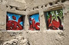 Lost Legacy (BLIND (ELF CREW)) Tags: streetart urbanart muralart graffiti contemporaryart traditionalart collaboration wheatpaste iranianarchitecture vault doorway ambient letter calligraphy calligraffiti irangraffiti persiangraffiti iranstreetart iranurbanart گرافيتي گرافيتى هنرشهری هنرخیابانی نقاشىديوارى