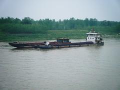 Coal Barge (hugh llewelyn) Tags: yangtzeriver