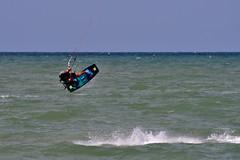 kitesurf (luporosso) Tags: natura nature naturaleza naturalmente nikon nikond500 nikonitalia marche mare sea sport kite kitesurf adriatico italia italy estate summer