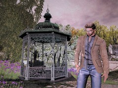The Poser (ᗷOOᑎᕮ ᗷᒪᗩᑎᑕO) Tags: soul2soul sl secondlife flickr ascend fashion ducks thames river valley nevertotallydead riverbank clouds scenic beauty scene uk england countryside rural village painting watercolour oil landmarks sim design rental expression road landscape tree grass sky park animal corvair textures fleek jomo woke salty drd 8f8 flowers trees people poser