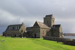 The Abbey, Iona, Scotland. (Seckington Images) Tags: iona abbey scotlamd