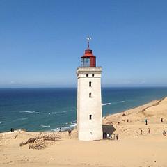 Denmark, Rubjerg Knude (duqueıros) Tags: dänemark denmark danmark leuchtturm lighthouse düne sand duqueiros dune rubjergknude