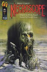 Necroscope #2 (micky the pixel) Tags: comics comic heft horror malibucomics bobeggleton necroscope schädel skull