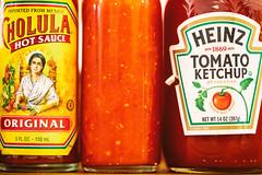 Sequoia Diner (Thomas Hawk) Tags: america bayarea california cholula cholulahotsauce eastbay heinz laureldistrict oakland sfbayarea sequoiadiner usa unitedstates unitedstatesofamerica westcoast breakfast brunch food foodporn hotsauce ketchup restaurant us fav10