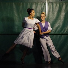 Swing (Sundornvic) Tags: dancing scottish beauly country couples dancers steps stage performance