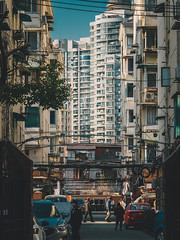 _DSF6578 (Shuo Cheng) Tags: shanghai china travelinchina streetphotography streets city cityscape buildings