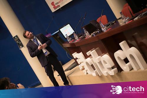 Luis Manuel Suárez, Jefe de Área Industria Conectada 4.0 de MINECO