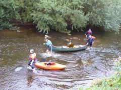 20180916 Mon river clean by Jim Handley (2) (Keep Wales Tidy) Tags: monmouth river kayak canoe litter marine beachcleancymru