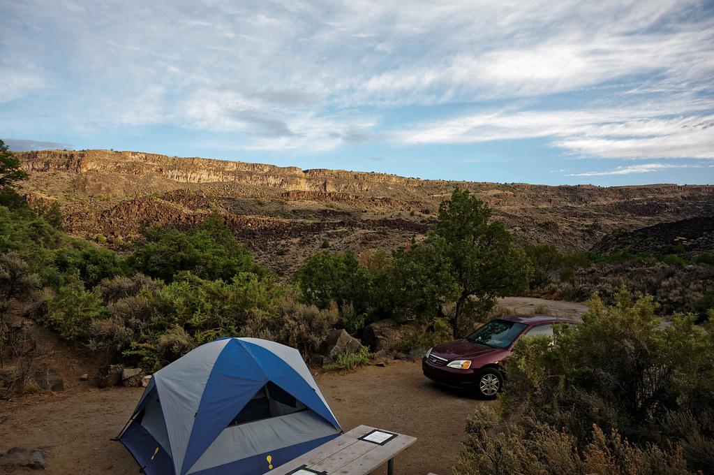 campsites in redcar