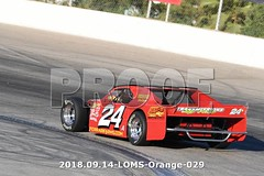 LOMS-Orange-029 (PacificFreelanceMotorsports) Tags: loms speedway racing modifieds lucasoil