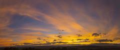 Salida del sol (José M. Arboleda) Tags: panorama paisaje amanecer salidadelsol alba alborada arrebol sol cielo nube popayán colombia canon eos 5d markiv ef24105mmf4lisusm josémarboledac