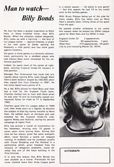 Southampton vs West Ham United - 1974 - Page 9 (The Sky Strikers) Tags: southampton west ham united football league division one the dell matchday magazine 7p