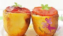 Etli Patates Dolması (nasil_yapilir) Tags: recipes recipe yemek tarifleri patates dolması