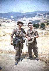 Appeler pendant la guerre d'Algérie (pontfire) Tags: french army armée française guerre d algérie war soldat soldier