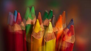 Multicolor / Macro Mondays...