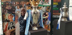 May be, one day!! Working on it!! (Victor O') Tags: fa football association premier league cup museum