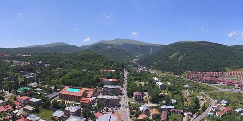 Tsaghkadzor, aerial view, 2018.07.19 (04) 1