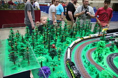 IMG_0496 (Cale Leiphart) Tags: nmra nationaltrainshow modelrailroad bmr brickmodelrailroader lego train rr railroad kansascity missouri oklug oklahomalug
