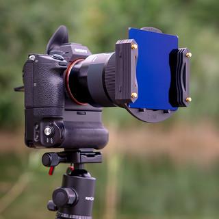 SONY ⍺7III & Sigma FE 1.4/24 DG Art & Cokin Z-Pro 100x100mm ND1000