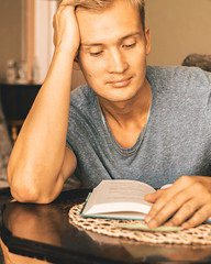 Read books (dizbite.karlis) Tags: books reading portrait selfportrait nikon d5600 35mm life