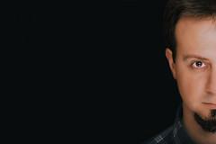 Tiziano Caviglia, a portrait (Tiziano Caviglia) Tags: tizianocaviglia fujifilm fujifilmxt2 samyang85mmf14ifmcaspherical autoritratto portrait self retrato porträt ritratto autorretrato autoportrait selbstporträt clamshelllighting