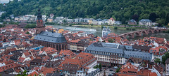 2018 - Germany - Heidelberg - Altstadt & Neckar River (Ted's photos - For Me & You) Tags: 2018 cropped germany heidelberg nikon nikond750 nikonfx tedmcgrath tedsphotos vignetting heidelberggermany neckarriver riverboat church heiliggeistkirche heidelbergheiliggeistkirche heiliggeistkircheheidelberg wideangle widescreen churchspire oldbridge heidelbergoldbridge oldbridgeheidelberg altebrücke heidelbergaltebrücke altebrückeheidelberg riverneckar neckar neckarriverheidelberg heidelbergneckarriver bridge river boats