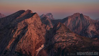Rocky Wilderness at Sunrise