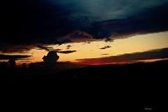 Visioni dalla terra dei due mari (kiareimages1) Tags: sunsets tramonti tiriolo calabria italia silapiccola sila tiroloterradeiduemari