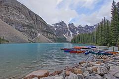 Moraine Lake (SMitscherlich) Tags: mitscherlich kanada alberta banffnationalpark morainelake canada