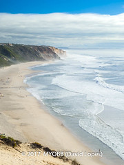 Portugal 2017-9041906 (myobb (David Lopes)) Tags: 2017 allrightsreserved atlanticocean europe nazare portugal absence beach clifft copyrighted incidentalpeople mist nature ocean outdoor plant scenicnature seascape sky tourism touristattraction tranquilscene tranquilty traveldestination vacation water watersedge waves ©2017davidlopes