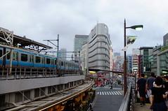 Tokyo, Ueno, Japan, 2018 (108 108 108) Tags: tokyo ueno japan 2018 station cyber