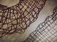 259/365: rattan rhythm (Michiko.Fujii) Tags: treeoflife ntucca ntuccasingapore rattan rattansculpture lightanddark installationart sopheappich knowledgeinmaterial organicstructures shadows shadowsandlight undulations curve curves grid weaving woven contemporaryart