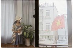 000041 (jovenjames) Tags: 2017 diptych fujifilm reala 500d olympus pen eed broken camera analog film saigon vietnam snapshots