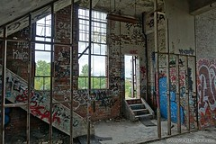 Deconstruction. See more at www.placesthatwere.com #urbex #urbanexploration #abandonedplaces #abandonedbuildings #windows #abandonedohio #cleveland #josephandfeiss #feiss #menlopark #menloparkacademy #abandoned #creepy #rustbelt #abandonedbuilding #urban (placesthatwere) Tags: abandoned urbanexploration ghosttowns urbex rurex abandonedplaces forgottenplaces urbandecay decay beautifuldecay
