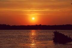 Sonnenuntergang in Brandenburg (gradient81) Tags: sunset sonnenuntergang brandenburg see