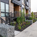 Gabions (Rocks in Cages) at The Link, Luxury Apartments in Minneapolis
