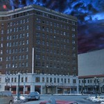 Syracuse New York - Jefferson Clinton Hotel ~ Syracuse Ny ~ Historic Hotels of America AKA The Dome Hotel thumbnail