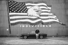 Indivisible (Thomas Hawk) Tags: america americanflag bmw bmw30cs bmwe9 e9 fredwahlmarineconstruction oregon oregoncoast patriotism reedsport scottjordan scottevest usa unitedstates unitedstatesofamerica auto automobile baldeagle car classiccar eagle flag mural us fav10 fav25 fav50