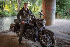 Großraumbiker 290 (Peter Goll thx for +8.000.000 views) Tags: motorbike grosraumbiker harley motorcycle fürth bike 2018 motorrad harleydavidson bayern deutschland de